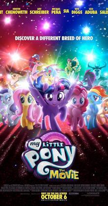 My Little Pony The Movie (2017)