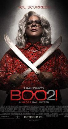 Boo 2 A Madea Halloween (2017)