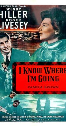 I Know Where Im Going (1945)