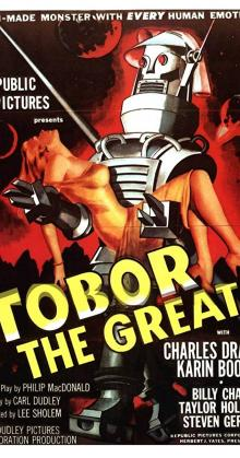 Tobor The Great (1954)
