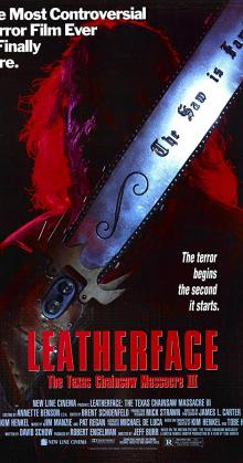 Leatherface Texas Chainsaw Massacre III (1990)
