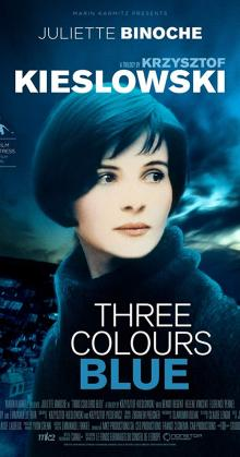 Three Colors Blue (1993)