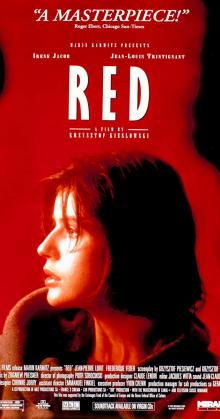 Three Colors Red (1994)