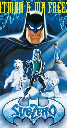 Batman and Mr Freeze SubZero (1998)