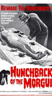 Hunchback Of The Morgue (1973)