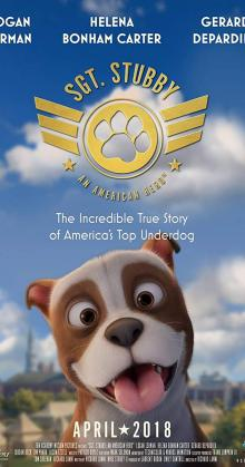 Sgt Stubby An American Hero (2018)