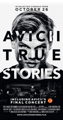 Avicii True Stories (2017)