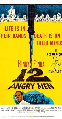 12 Angry Men (1957)