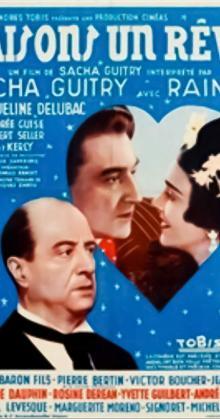 Faisons Un Reve (1936)