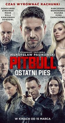 Pitbull Last Dog (2018)