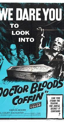 Doctor Bloods Coffin (1961)