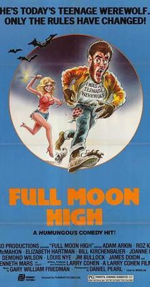 Full Moon High (1981)