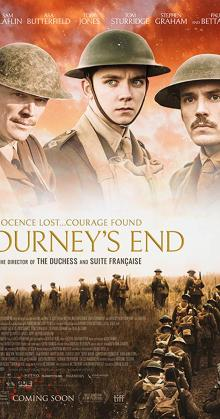 Journeys End (2017)