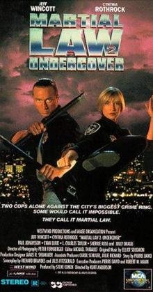 Martial Law II Undercover (1991)