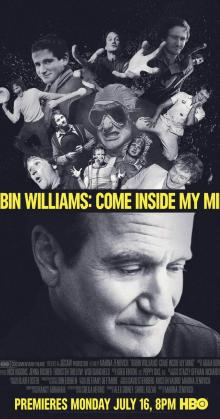Robin Williams Come Inside My Mind (2018)