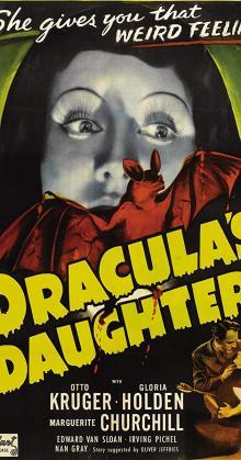 Draculas Daughter (1936)