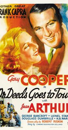 Mr Deeds Goes To Town (1936)