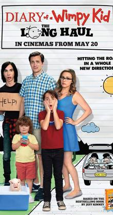 Diary Of A Wimpy Kid The Long Haul (2017)