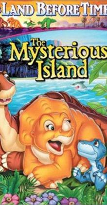 The Land Before Time V The Mysterious Island (1997)