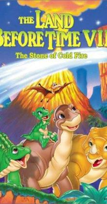 The Land Before Time VII The Stone Of Cold Fire (2000)