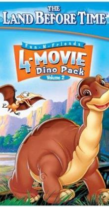 The Land Before Time VIII The Big Freeze (2001)