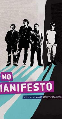 No Manifesto A Film About Manic Street Preachers (2015)