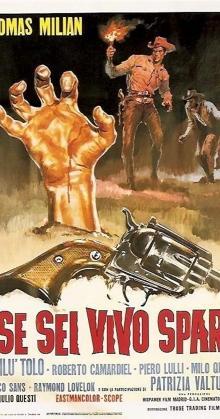 Django Kill If You Live Shoot (1967)