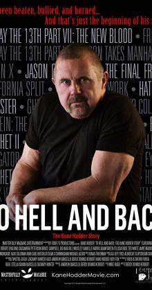 To Hell And Back The Kane Hodder Story (2017)