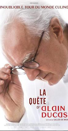 The Quest Of Alain Ducasse (2017)