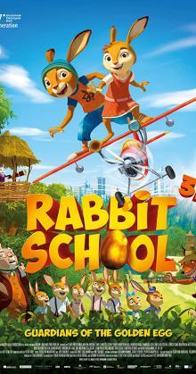 Rabbit School Guardians Of The Golden Egg (2018)