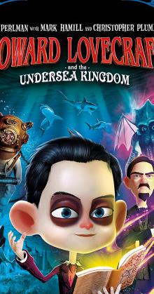 Howard Lovecraft And The Undersea Kingdom (2018)