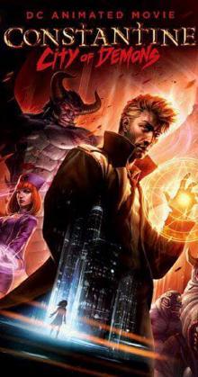 Constantine City Of Demons The Movie (2018)