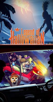 The Legend Of Hallowaiian (2018)