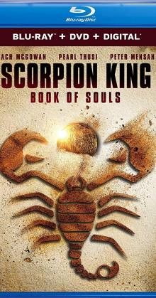 Scorpion King The Book Of Souls (2018)