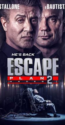 Escape Plan 2 Hades (2018)