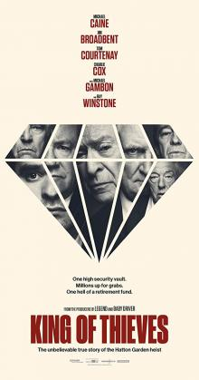 King of Thieves (2018) CAM