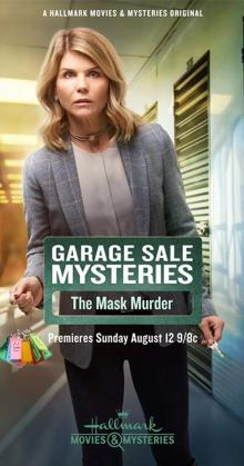 Garage Sale Mystery The Mask Murder (2018)