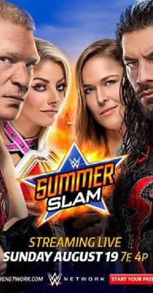 WWE SummerSlam (2018)