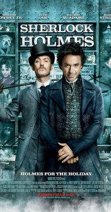 Sherlock Holms (2009)