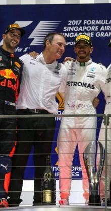 Formula 1 Singapore Grand Prix (2017)