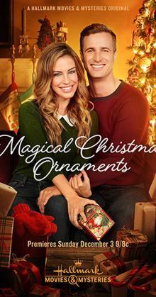 Magical Christmas Ornaments (2017)