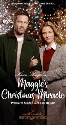 Karen Kingsburys Maggies Christmas Miracle (2017)