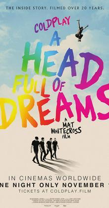 Coldplay A Head Full of Dreams (2018)