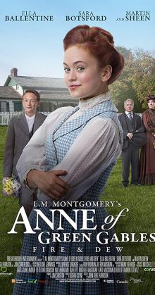 L M Montgomerys Anne of Green Gables Fire Dew (2017)