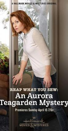 Reap What You Sew An Aurora Teagarden Mystery (2018)