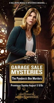 Garage Sale Mystery Pandoras Box (2018)