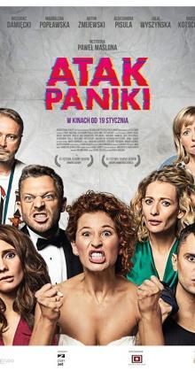 Panic Attack (2017)