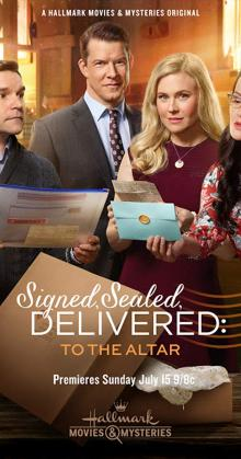 Signed Sealed Delivered To the Altar (2018)