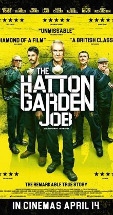 The Hatton Garden Job (2017)