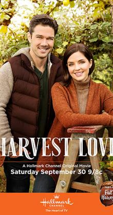 Harvest Love Peared with a Kiss (2017)
